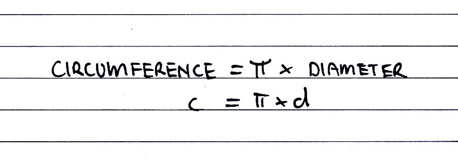 what are the two formulas for circumference